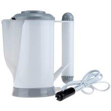 12V In Car Travel Kettle Cigarette Lighter Socket Camping Tea Coffee Rapid Boil