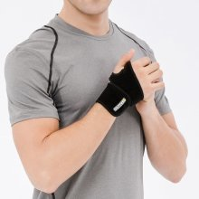 Bracoo Wrist Support, Breathable Neoprene Wrap for Sports