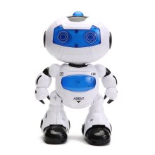 Electronic RC Robot Learning Toy