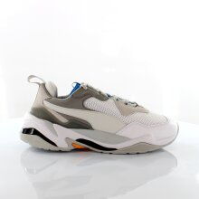 Puma Thunder Spectra Chunky White Casual Lace Up Mens Trainers 367516 08