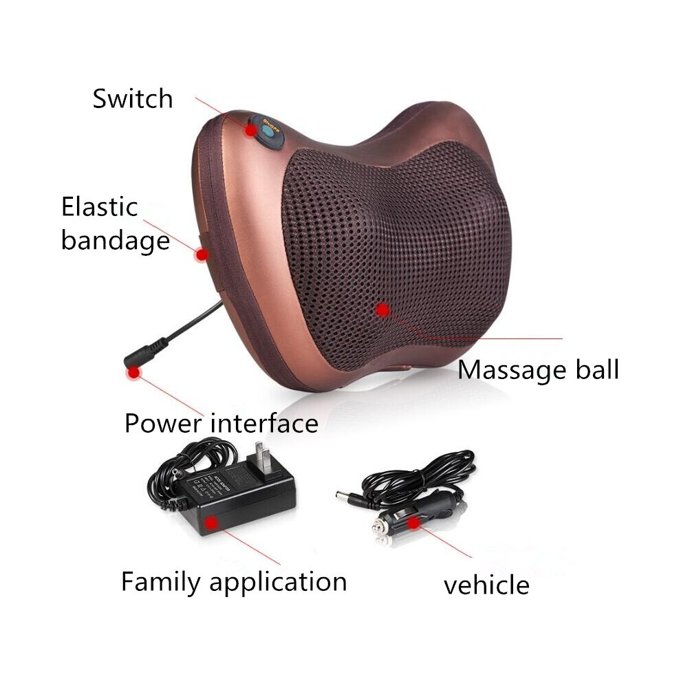 Body Spa Massage Pillow on OnBuy