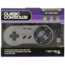Retro-Bit-PC-1392 SNES Classic Style Wired USB Controller