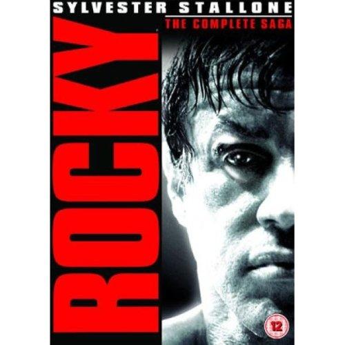 Rocky - The Complete Saga (6 Films) DVD [2007]
