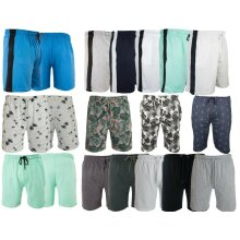 Men's Shorts for Running Gym Pockets Terry