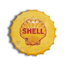 Shell Metal Bottle Top - 30cm