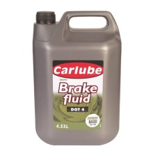 Carlube Brake Fluid DOT 4 - 4.55L