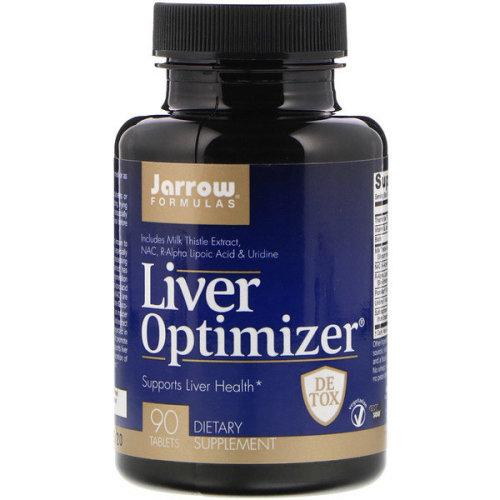 Jarrow Formulas, Liver Optimizer, 90 Tablets