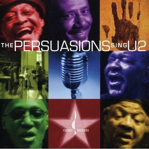 The Persuasions - Sing U2 [CD]