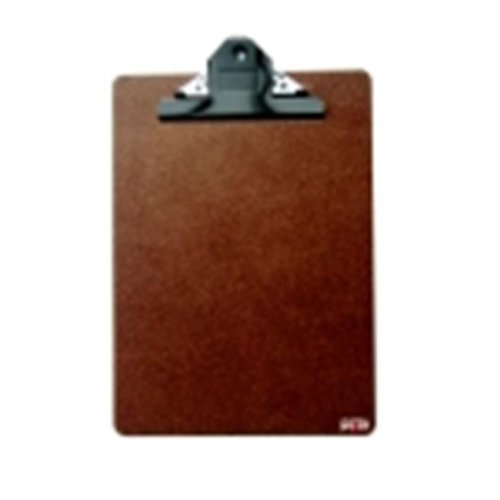 Art Clipboard With Clip - Brown