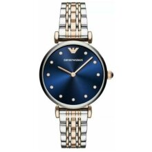 Emporio Armani Women's Watch AR11092 Gianni T-Bar,New with Tags