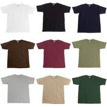 Fruit Of The Loom Mens Super Premium Short Sleeve Crew Neck T-Shirt