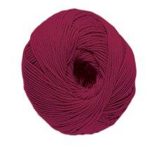 DMC Natura Yarn, 100% Cotton, Bourgogne N34