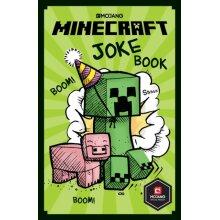 Minecraft Joke Book by Mojang AB - Used