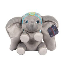 """Dumbo Live Action 6"""" Plush with Blue Outfit"""