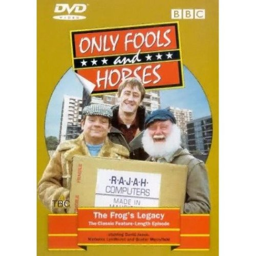 Only Fools And Horses - The Frogs Legacy DVD [2000]