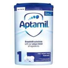Aptamil 1 First Infant Milk From Birth Breastmilk Substitute - 800g