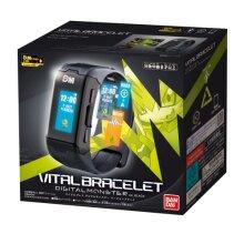Bandai Vital Bracelet Series Digital Monster Digimon - Ver. Black
