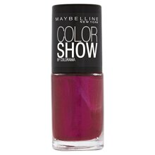 Maybelline Color Show Nail Polish 7ml - Berry Fusion