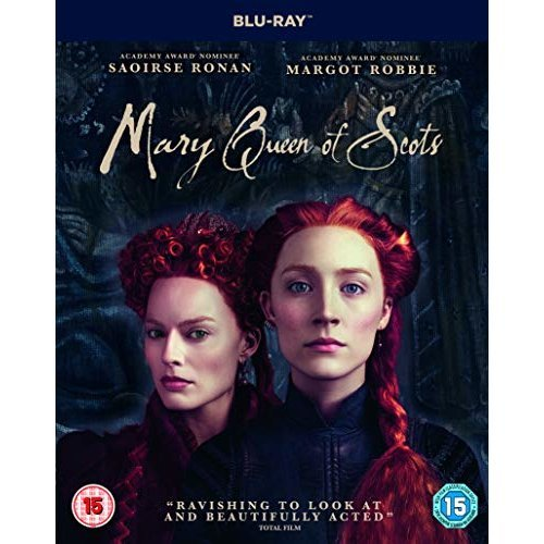 Mary Queen Of Scots Blu-Ray [2019]