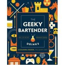 Geeky Bartender Drinks by Reeder & Cassandra