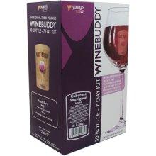 WineBuddy Cabernet Sauvignon 30 Bottle - Home brew Wine Making Kit