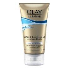 Facial Cleansing Gel Cleanse Detox Olay (150 ml)