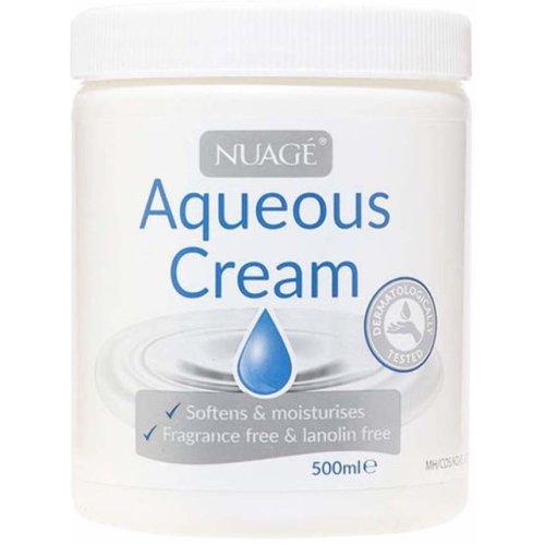 Nuage Aqueous Moisturiser Cream 500ml