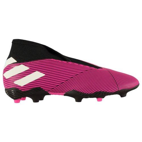 1, Pink) adidas Nemeziz 19.3 s Laceless