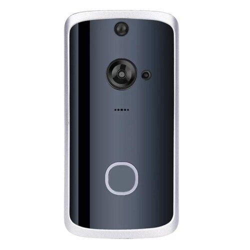 Wireless Smart WiFi Video Doorbell Camera 2 Way Door Bell Intercom APP Phone