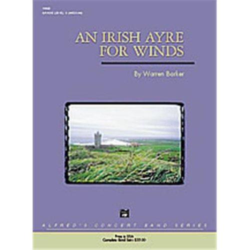 Alfred 00-18823 IRISH AYRE FOR WINDS-CB