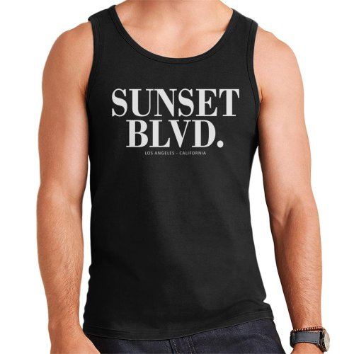 Sunset Blvd Men's Vest