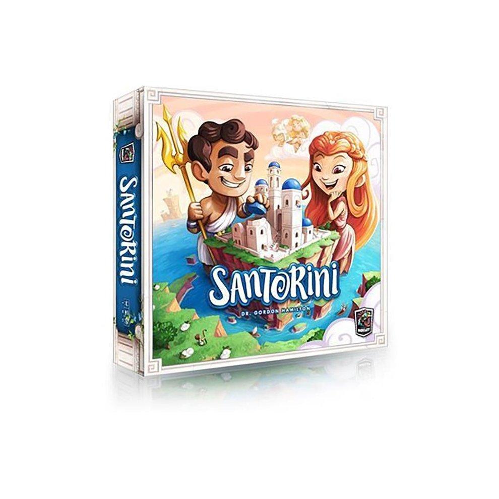 Spin Master 30362065 Santorini Strategy - Based Board Game