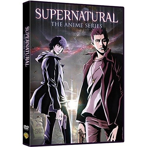 Supernatural - The Anime Series DVD [2014]