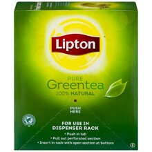 Lipton Green Tea, 100 Percent Natural 100 ct