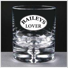 Baileys Lover Tumbler Glass | Baileys Tumbler Glass