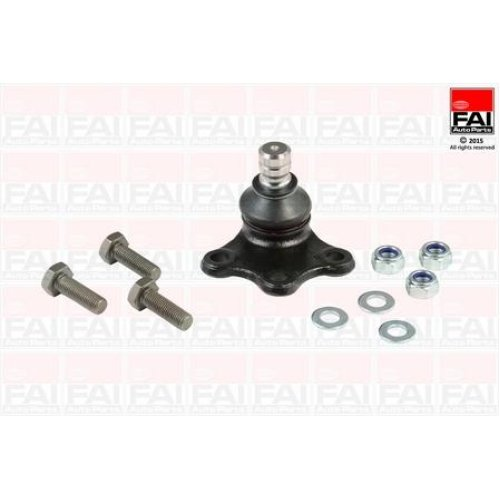 Front FAI Replacement Ball Joint SS7937 for Peugeot 208 1.4 Litre Petrol (04/12-03/14)
