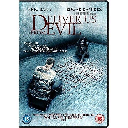 Deliver Us From Evil DVD [2015]