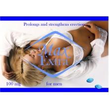 40 x 100 mg Herbal Enhancer Strength Libido Booster Vitality Men Power