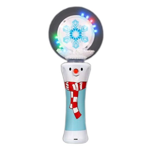 Blinkee 1472000 LED Spinning Winter Wonderland Wand