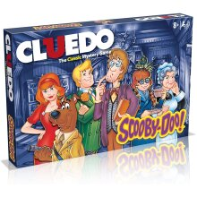 Cluedo Scooby-Doo Edition Board Game