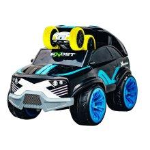 Silverlit Exost Fury Cross 4X4 & Mini Flip 2-in-1 Remote Control Toy Car Blue