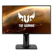 """Asus 24.5"""" TUF Gaming Monitor (VG259QM), Fast IPS, 1920 x 1080, 1ms, 2 HDMI, DP, Overclockable 280Hz, Speakers"""