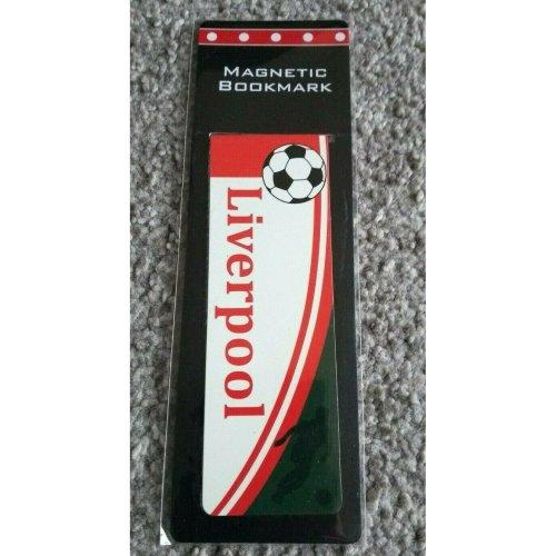 Liverpool Football Magnetic Bookmark / Fridge Magnet Brand New