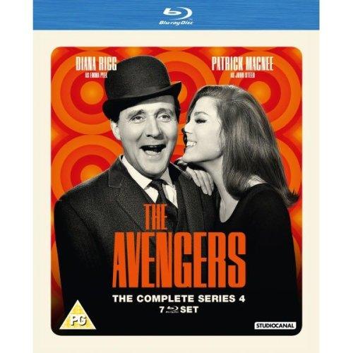 The Avengers Series 4 Blu-Ray [2015]