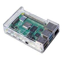 Raspberry Pi 4 Clear Case