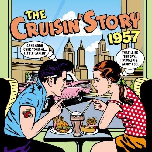 The Cruisin Story 1957 Audio Cd Various Artists