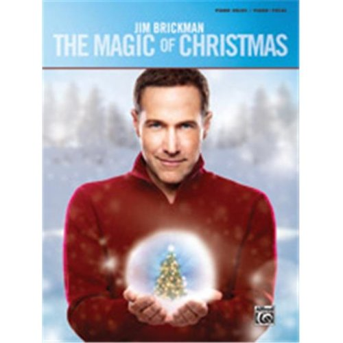 Alfred 00-42301 JIM BRICKMAN MAGIC OF CMAS - PS-PVG