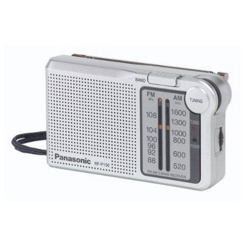 Transistor Radio Panasonic RFP150 Silver