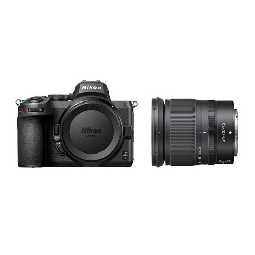 Nikon Z5 Mirrorless Digital Camera with 24-70mm Lens