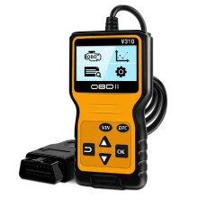 OBD2 Code Reader Universal OBDII Scanner Professional V310 Enhanced Car Automotive Check Engine Light Error Analyzer